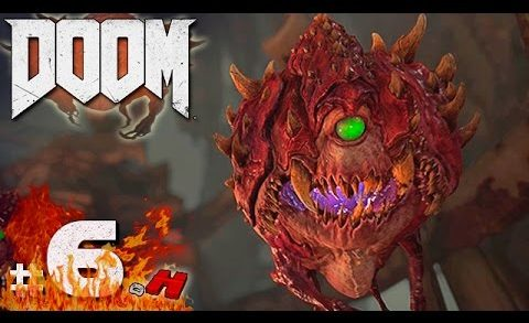 Gameplay Doom 2016 – O Inferno em Marte